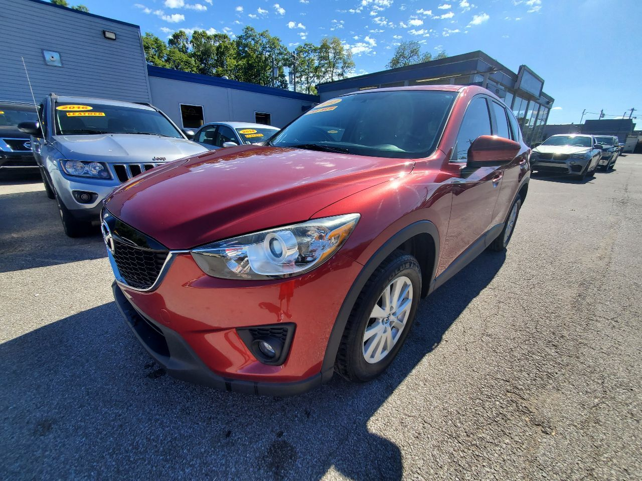 2013 Mazda CX-5 Touring AWD