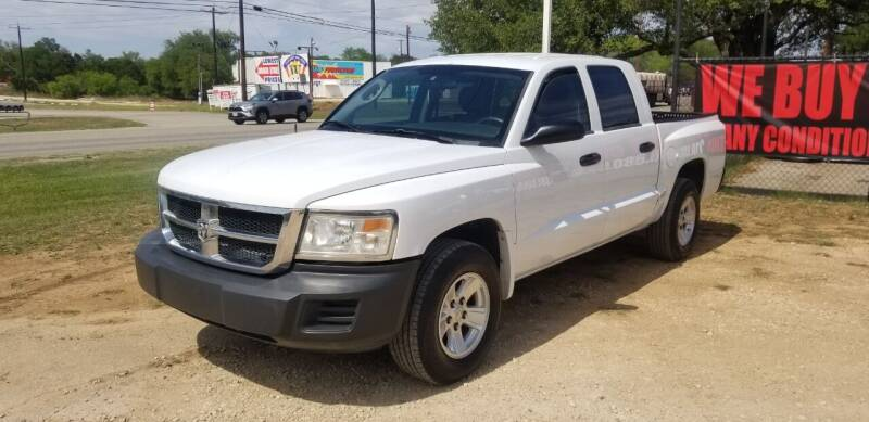 2008 Dodge Dakota for sale at STX Auto Group in San Antonio TX