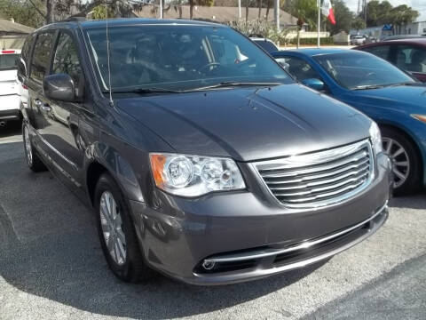 2016 Chrysler Town and Country for sale at PJ's Auto World Inc in Clearwater FL