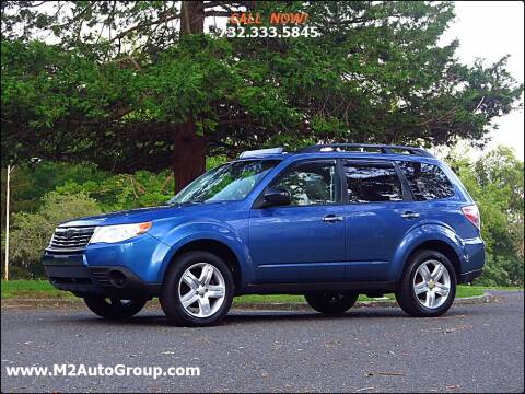 2010 Subaru Forester for sale at M2 Auto Group Llc. EAST BRUNSWICK in East Brunswick NJ
