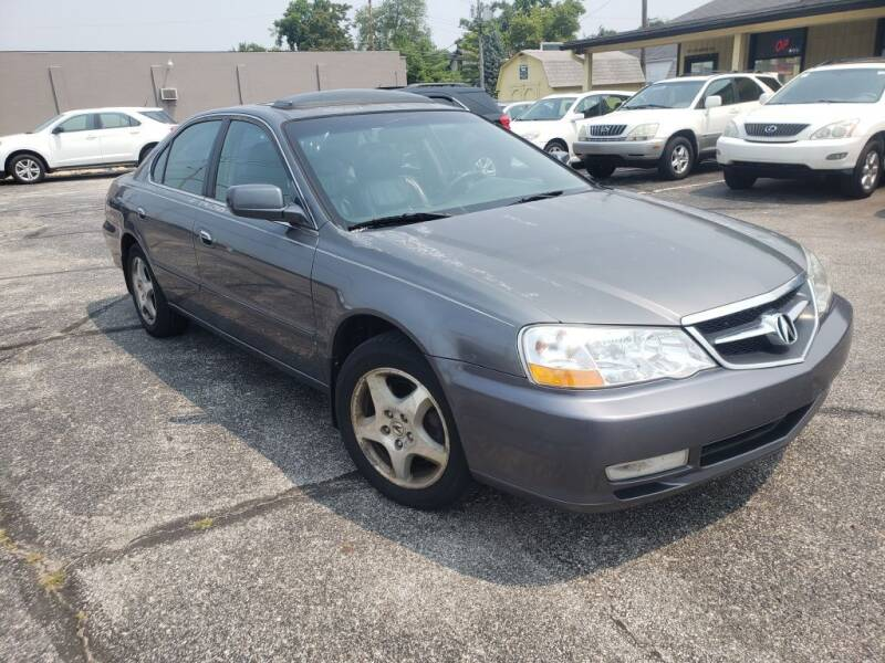 2003 Acura TL for sale at speedy auto sales in Indianapolis IN
