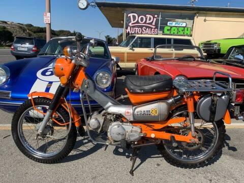 1973 Honda Trail90 for sale at Dodi Auto Sales in Monterey CA