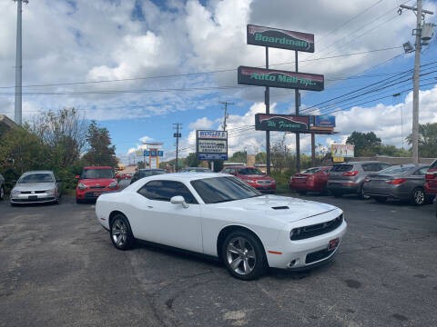 2015 Dodge Challenger for sale at Boardman Auto Mall in Boardman OH