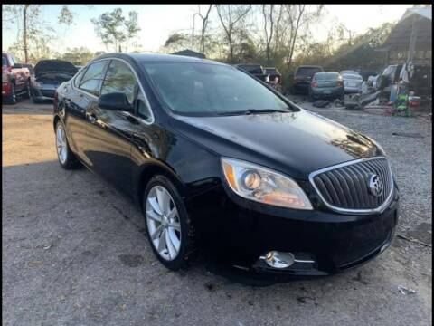 2012 Buick Verano for sale at Triple A Wholesale llc in Eight Mile AL