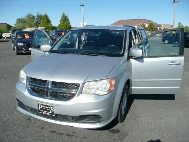 2012 Dodge Grand Caravan for sale in Osseo, MN