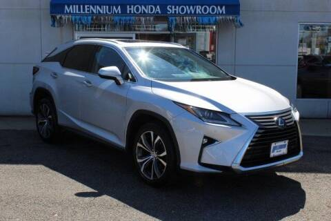 2017 Lexus RX 350 for sale at MILLENNIUM HONDA in Hempstead NY