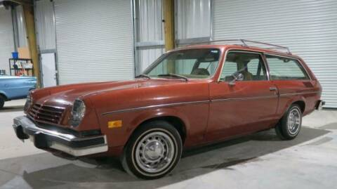 1975 Chevrolet Vega for sale at Classic Car Deals in Cadillac MI