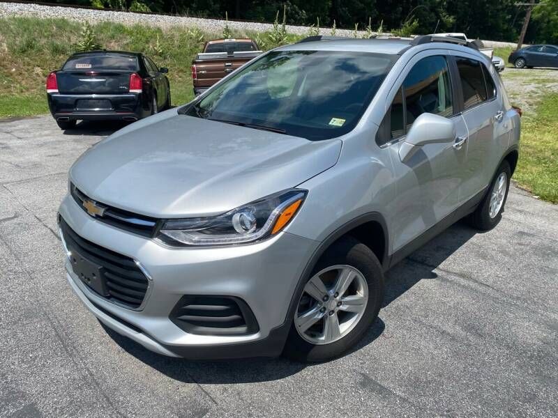 2017 Chevrolet Trax for sale at THE AUTOMOTIVE CONNECTION in Atkins VA