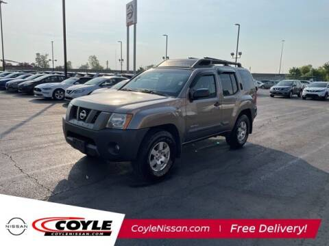 2005 Nissan Xterra for sale at COYLE GM - COYLE NISSAN - Coyle Nissan in Clarksville IN