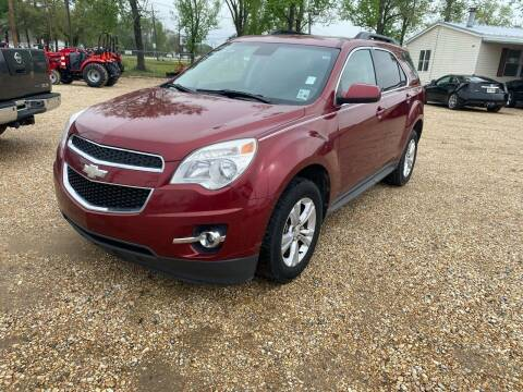 2012 Chevrolet Equinox for sale at Community Auto Specialist in Gonzales LA