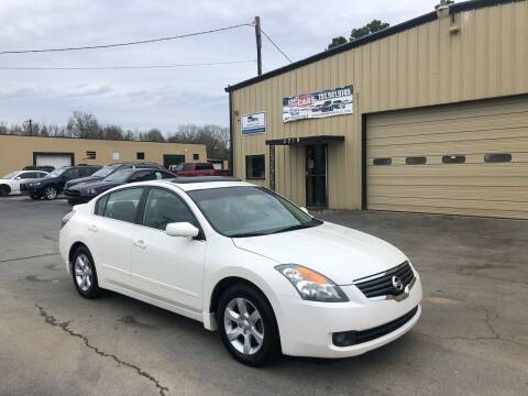 2009 Nissan Altima for sale at EMH Imports LLC in Monroe NC