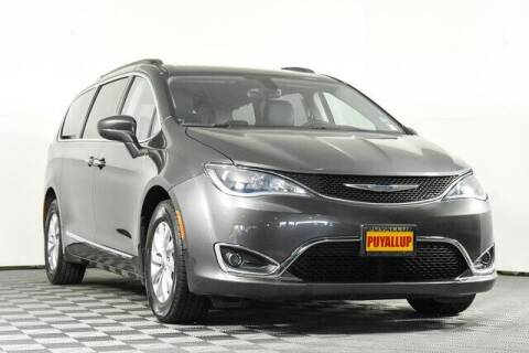 2017 Chrysler Pacifica for sale at Washington Auto Credit in Puyallup WA