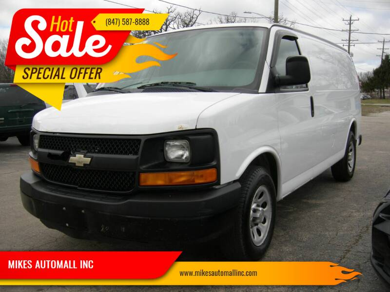 2012 Chevrolet Express Cargo for sale at MIKES AUTOMALL INC in Ingleside IL