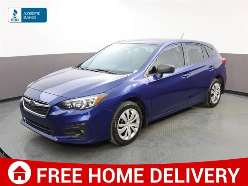 2017 Subaru Impreza for sale at Florida Fine Cars - West Palm Beach in West Palm Beach FL