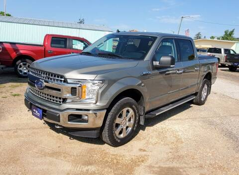 2019 Ford F-150 for sale at Union Auto in Union IA