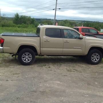 2021 Toyota Tacoma for sale at Garys Sales & SVC in Caribou ME