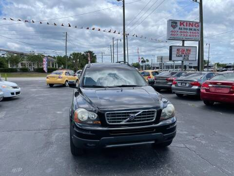 2009 Volvo XC90 for sale at King Auto Deals in Longwood FL