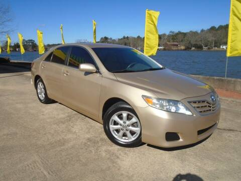 2011 Toyota Camry for sale at Lake Carroll Auto Sales in Carrollton GA