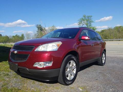 2010 Chevrolet Traverse for sale at Mackeys Autobarn in Bedford PA