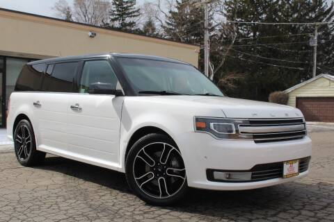2014 Ford Flex for sale at JZ Auto Sales in Summit IL