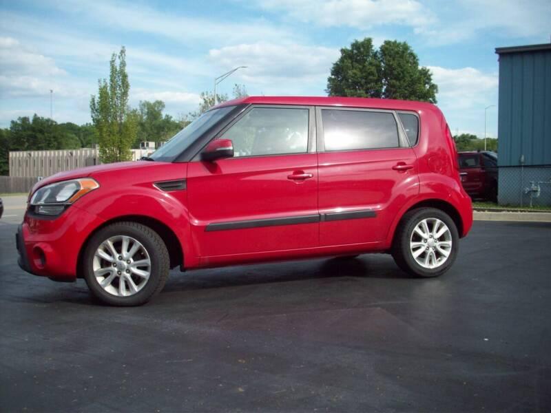 2013 Kia Soul for sale at Whitney Motor CO in Merriam KS