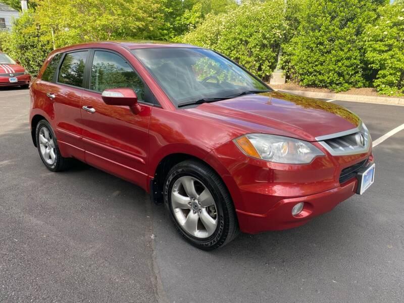 2007 Acura RDX for sale at Car World Inc in Arlington VA
