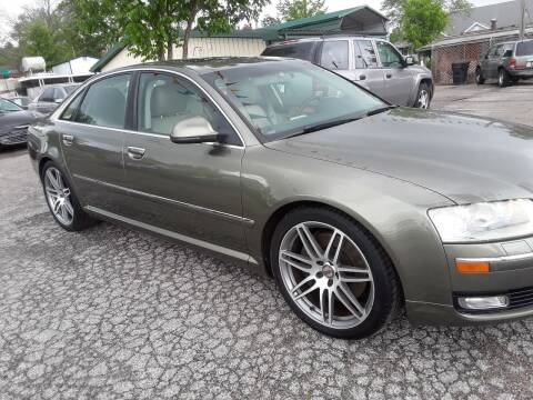 2008 Audi A8 for sale at BBC Motors INC in Fenton MO