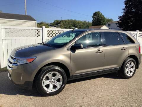 2012 Ford Edge for sale at Mark's Sales and Service in Schoolcraft MI