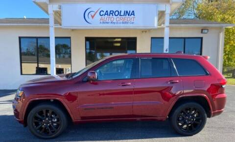 2018 Jeep Grand Cherokee for sale at Carolina Auto Credit in Youngsville NC