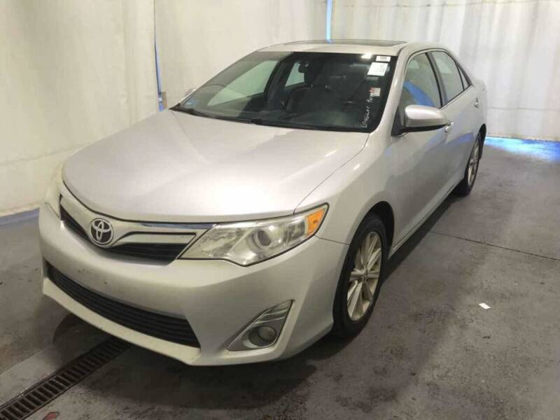 2014 Toyota Camry for sale at The Car Store in Milford MA