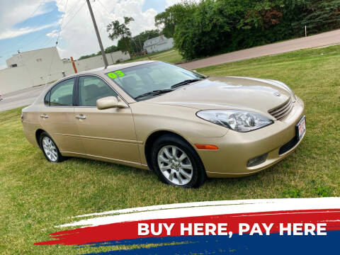 2003 Lexus ES 300 for sale at Magana Auto Sales Inc in Aurora IL