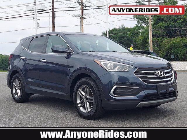 2018 Hyundai Santa Fe Sport for sale at ANYONERIDES.COM in Kingsville MD