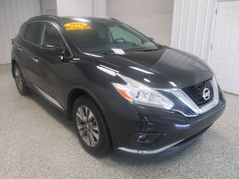 2016 Nissan Murano for sale at LaFleur Auto Sales in North Sioux City SD