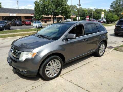 2010 Ford Edge for sale at CPM Motors Inc in Elgin IL