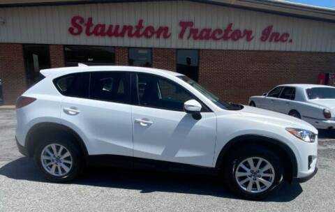 2016 Mazda CX-5 for sale at STAUNTON TRACTOR INC in Staunton VA