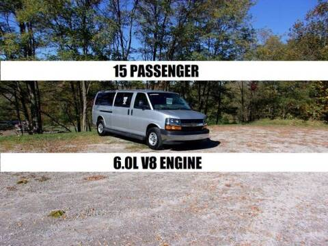 2019 Chevrolet Express Passenger for sale at Windy Hill Auto and Truck Sales in Millersburg OH