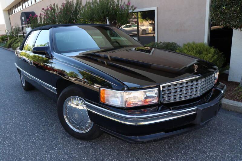 1996 Cadillac DeVille for sale at California Auto Sales in Auburn CA