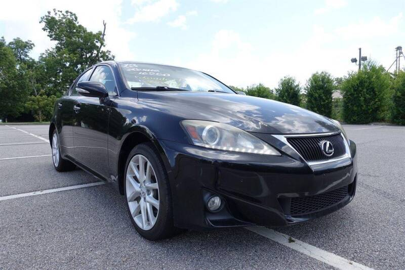 2013 Lexus IS 250 for sale at Womack Auto Sales in Statesboro GA