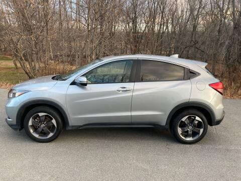 2018 Honda HR-V for sale at MICHAEL MOTORS in Farmington ME