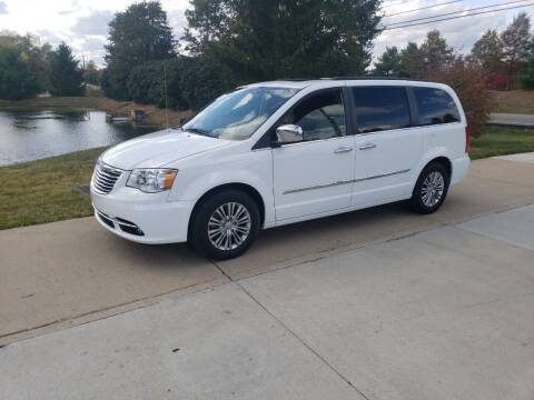 2016 Chrysler Town and Country for sale at Exclusive Automotive in West Chester OH