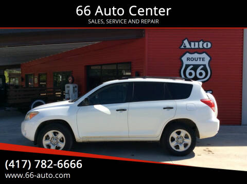 2007 Toyota RAV4 for sale at 66 Auto Center in Joplin MO