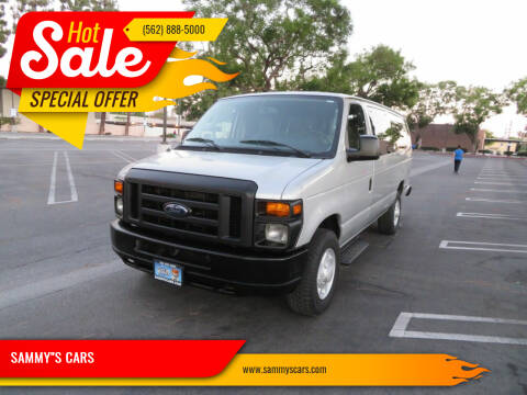 """2009 Ford E-Series Wagon for sale at SAMMY""""S CARS in Bellflower CA"""