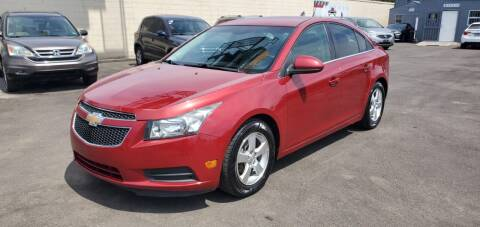 2014 Chevrolet Cruze for sale at Real Car Sales in Orlando FL