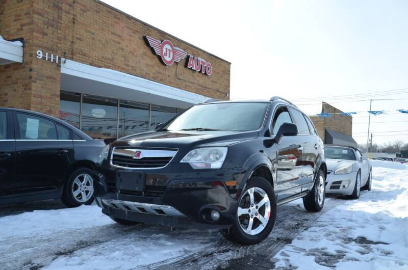 2009 Saturn Vue for sale at JT AUTO in Parma OH