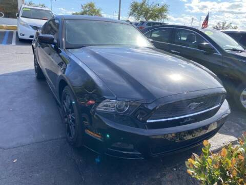 2014 Ford Mustang for sale at Mike Auto Sales in West Palm Beach FL