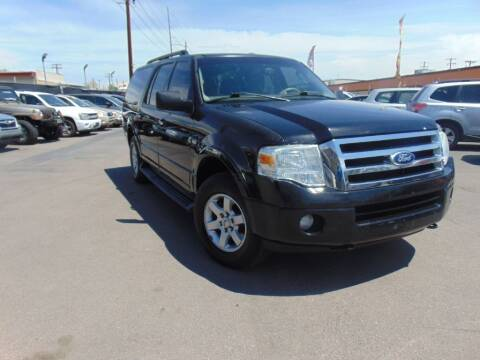 2010 Ford Expedition EL for sale at Avalanche Auto Sales in Denver CO