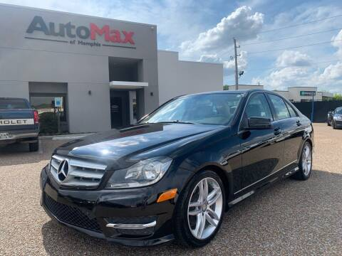 2013 Mercedes-Benz C-Class for sale at AutoMax of Memphis - V Brothers in Memphis TN