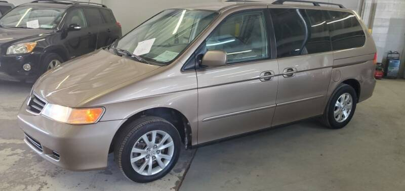 2004 Honda Odyssey for sale at Klika Auto Direct LLC in Olathe KS