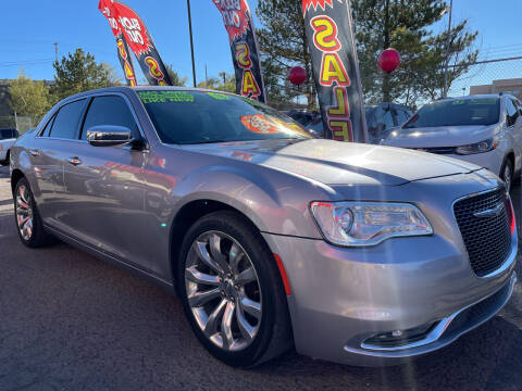 2018 Chrysler 300 for sale at Duke City Auto LLC in Gallup NM