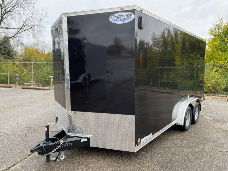 2020 Continental Cargo V-series 7.5x16 for sale at Columbus Powersports - Cargo Trailers in Columbus OH